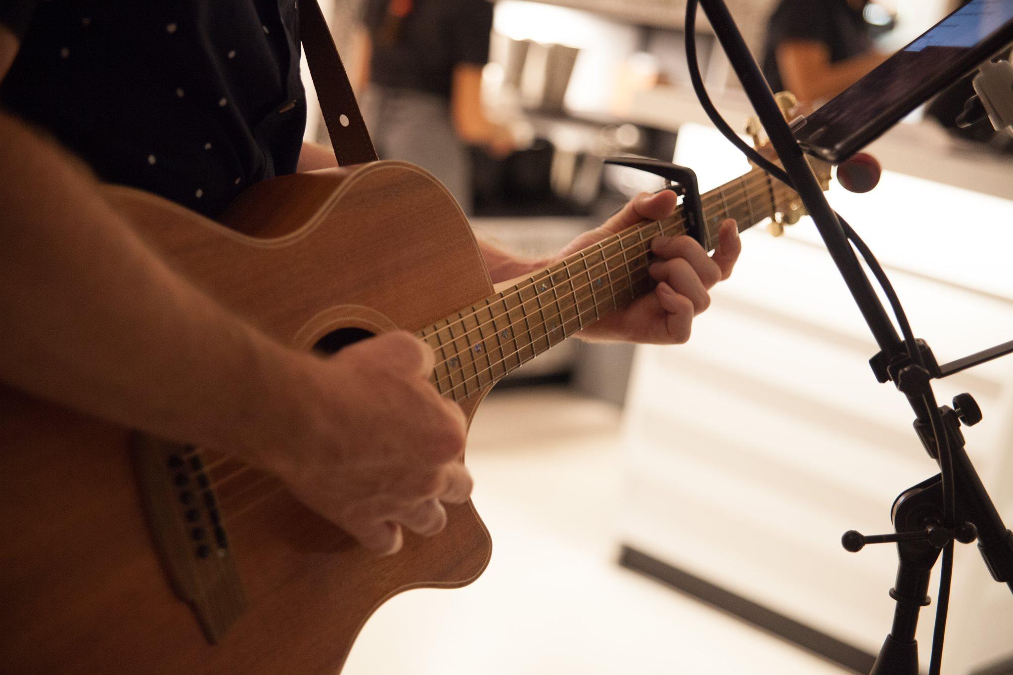 Solo Singer/Guitarist