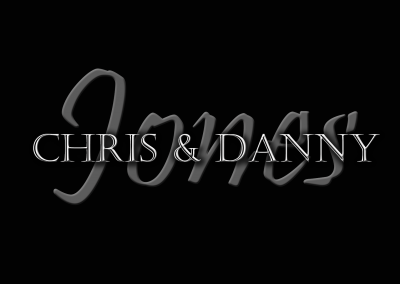Chris and Danny