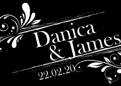 Danica and James