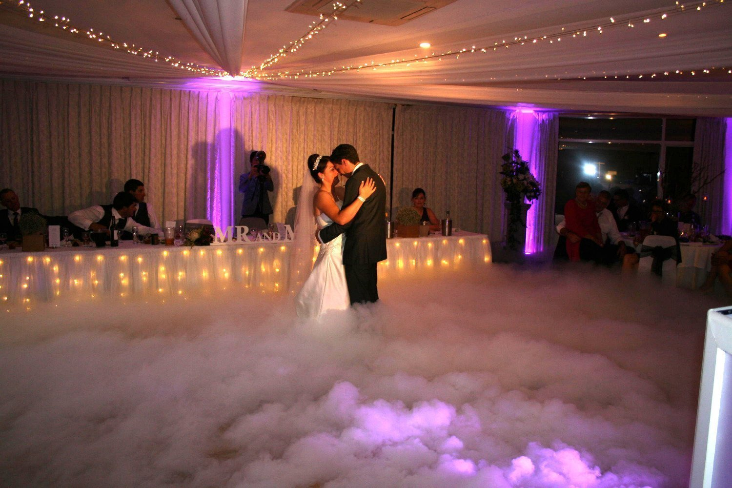 Dry Ice - Dancing on a Cloud