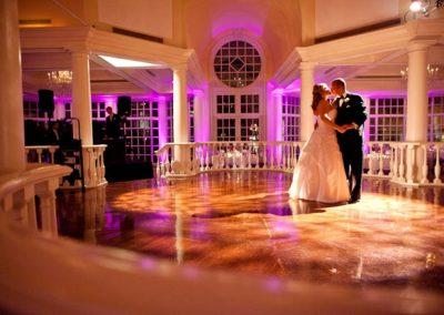 Purple Fairmont Wedding DC