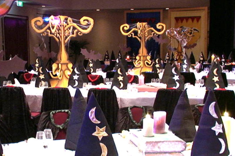 Awards Dinners & Event Styling