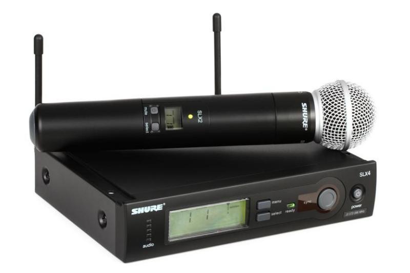 Radio Mics and AV Equipment