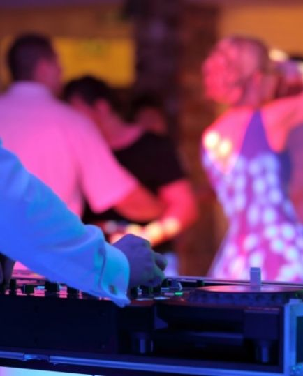 Corporate Event DJs - 'A' Listed DJs and MCs