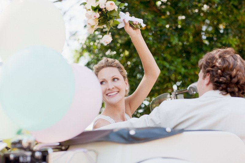 Ideas For A Smooth, Relaxed Wedding