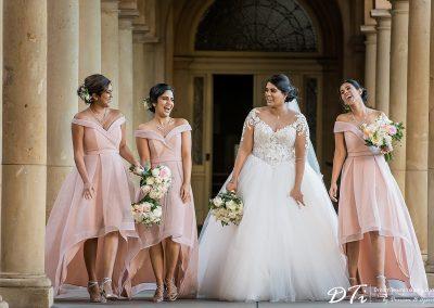 wedding photography adelaide brides maids 1
