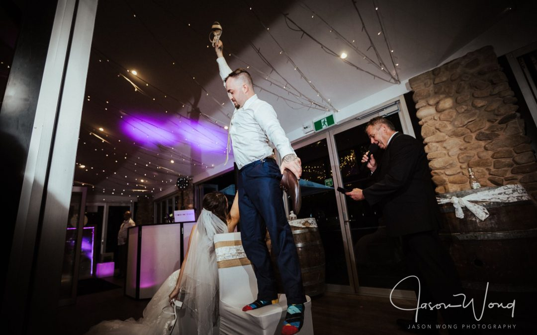 Ideas for a FUN-filled Wedding 'without' Dancing